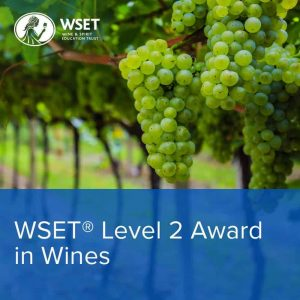 WSET Level 2 Award in Wines - Rack and Return