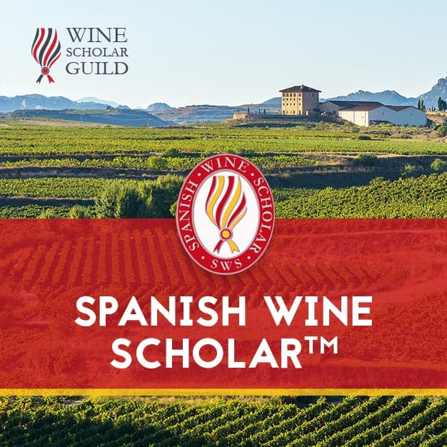 Spanish Wine Scholar Course Barcelona- Rack and Return